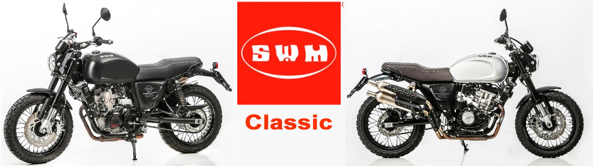 Testen Sie die Classic Bikes von SWM bei uns